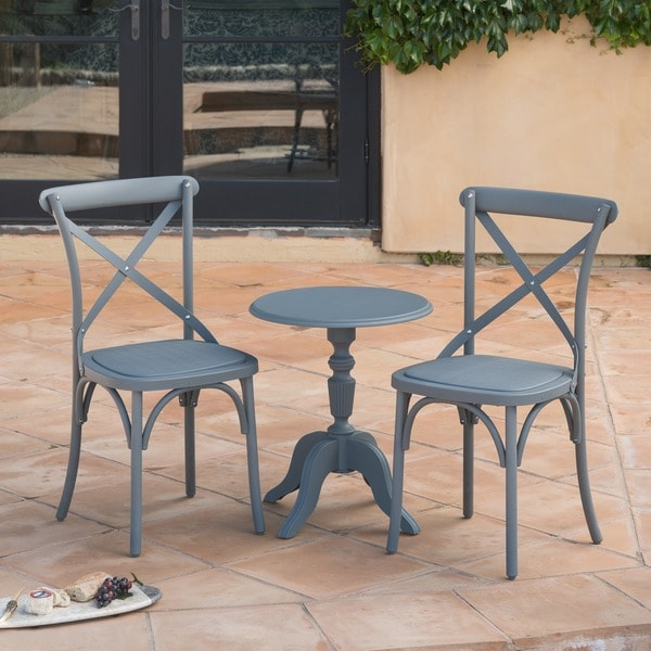 Corvus Cross Back Dining Chair (Set of 2) Shop - On Sale Free