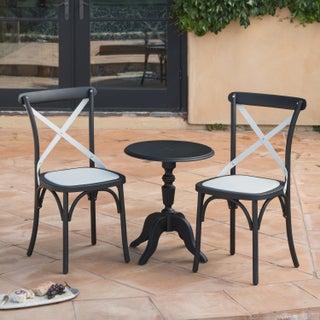Corvus Cross Back Dining Chair (Set of 2)