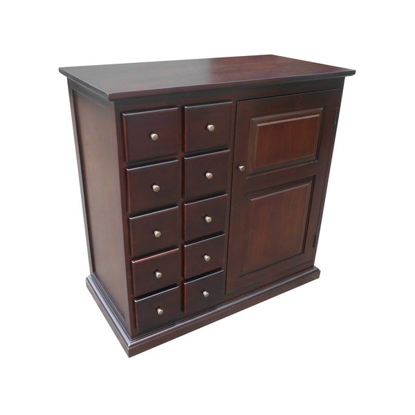Handmade D-Art England Aphothecary Cabinet (Indonesia)