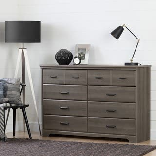 South S Versa 8 Drawer Double Dresser