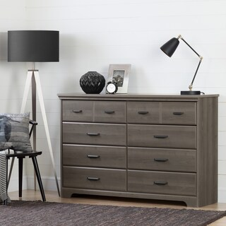 Laurel Creek Easton 8-drawer Double Dresser (2 options available)