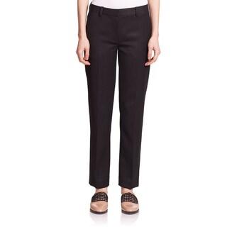 3.1 Phillip Lim Black Wool Pencil Pants