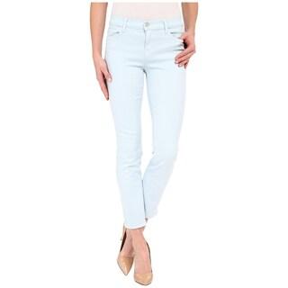 J Brand Cropped Rail Cotton Skinny Jeans