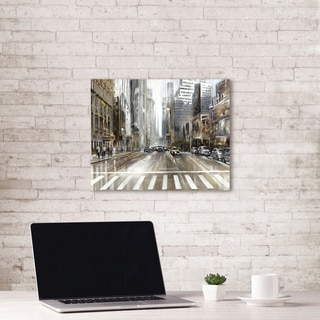 Portfolio Canvas Décor Rush Hour by Emily Williams Wrapped Canvas Wall Art