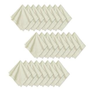Hemstitch Set of 24 Napkins