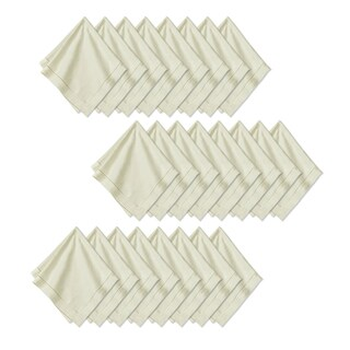 Hemstitch Set of 24 Napkins