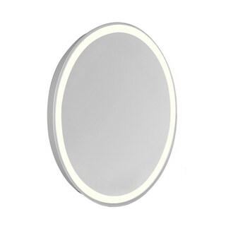 Elegant Lighting Nova All Around LED Oval Electric Mirror (23 x 30)