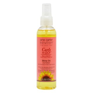 Jane Carter Curls to Go Shine On 6-ounce Curl Elixir