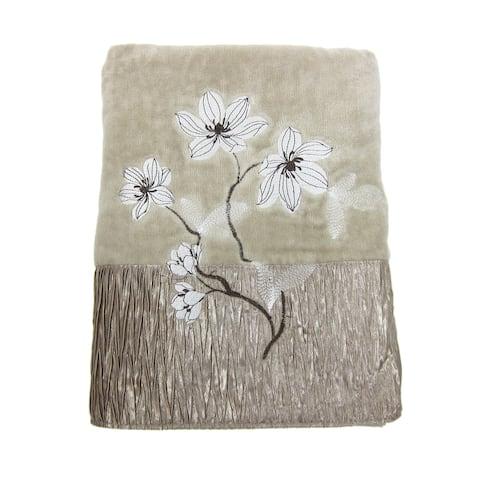 Croscill Magnolia Towels (Embroidered)