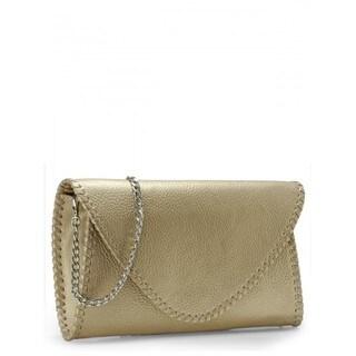 Handmade Jasbir Gill Women's Leather Clutch (India)