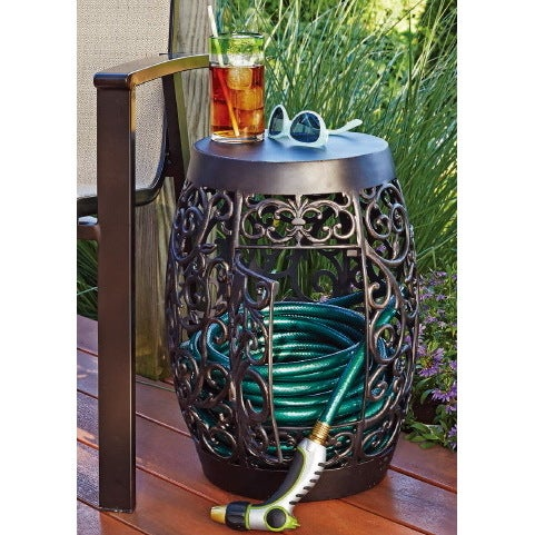 Decorative Garden Hose Holder