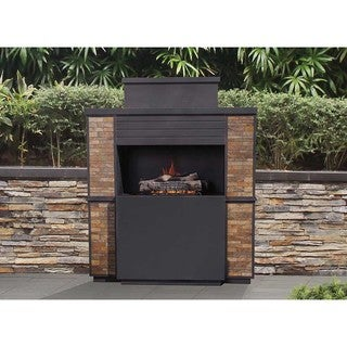 Matheson LP Fireplace