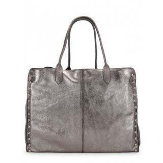 Handmade Jasbir Gill Women's Leather Tote Bag (India)