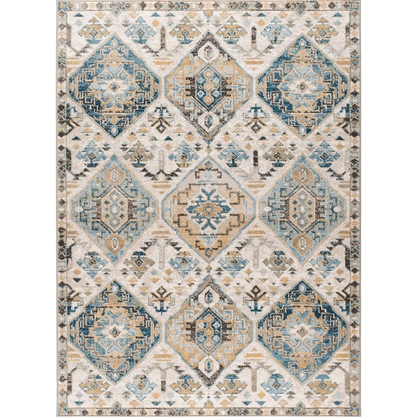 Alise Rugs Parker Transitional Area Rug (7'10 x 10'3)