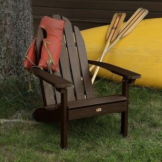 Elk Outdoors Essential Eco Friendly Adirondack Chair More Options Available