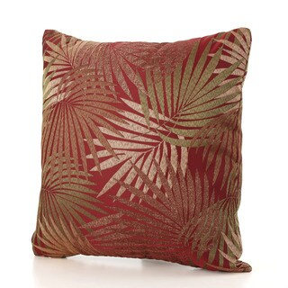 Coronado Outdoor Square Tropical Water Resistant Pillow by Christopher Knight Home