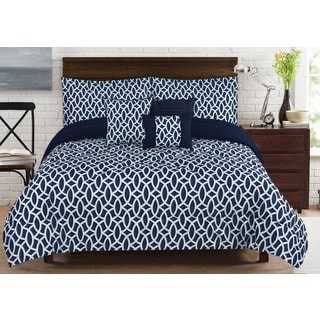 RT Designers Collection Geo 6-Piece Comforter Set