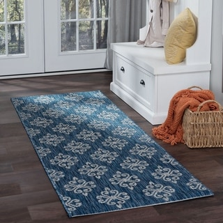 Alise Rugs Colonnade Transitional Geometric Runner Rug - 2'7 x 7'3