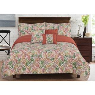 RT Designers Collection Brockport 6-Piece Comforter Set
