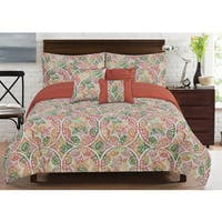 RT Designers Collection Brockport 6-Piece Comforter Set