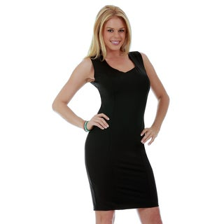InstantFigure Sleeveless Compression Slimming Dress