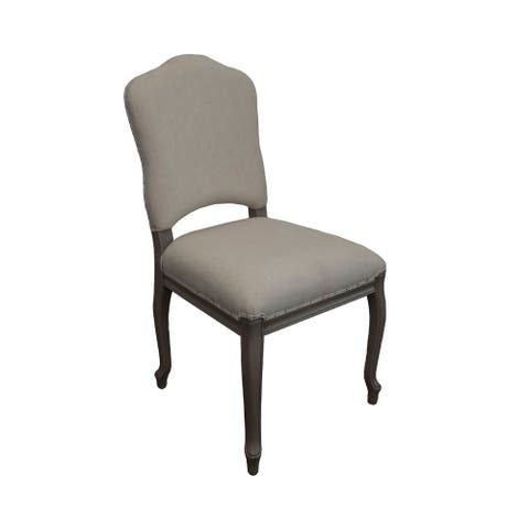 Burnham Home Designs West Dining Chair, Set of 2