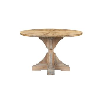 Burnham Home Designs Santos Round Dining Table