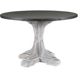 Burnham Home Designs Serrano Round Dining Table