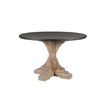 Burnham Home Designs Serrano Round Dining Table