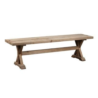 Link to Burnham Home Designs Charlotte Dining Bench Similar Items in Kitchen & Dining Room Chairs