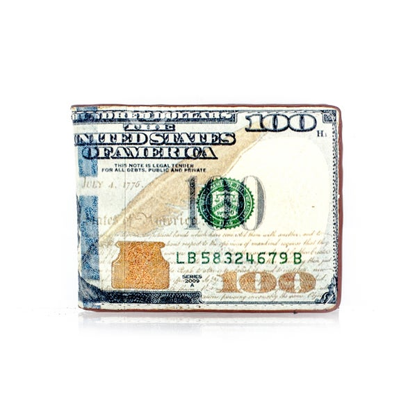 Shop Faddism Yaali Series Men S 100 Dollar Bill Genuine
