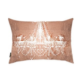 Link to Oliver Gal 'Dramatic Entrance Rose' Decorative Throw Pillow (As Is Item) Similar Items in As Is