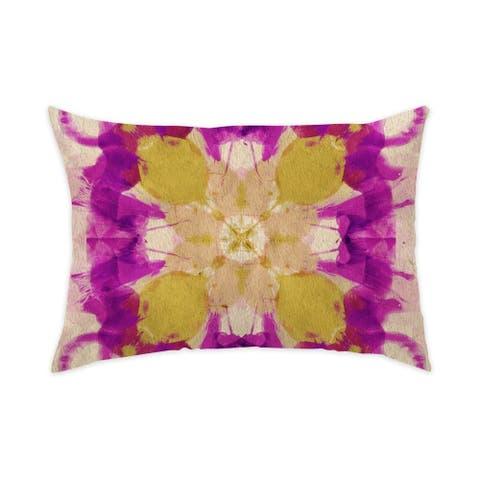 Oliver Gal 'Amantis' Decorative Throw Pillow