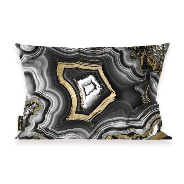 Oliver Gal 'AdoreGeo' Decorative Throw Pillow. Opens flyout.