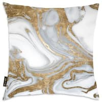 Oliver Gal 'Black Tie Nights' Decorative Throw Pillow