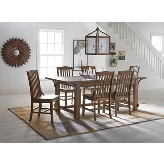 Progressive Homa Distressed Wood Dining Table