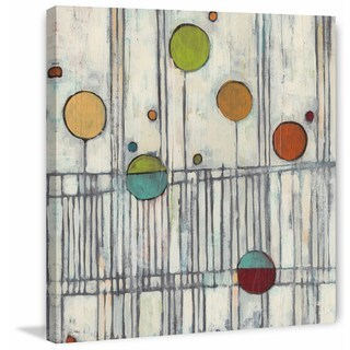 Arpeggio I' Painting Print on Wrapped Canvas