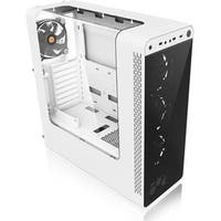 Thermaltake View 27 Snow Edition Gull-Wing Window ATX Mid-Tower Chass