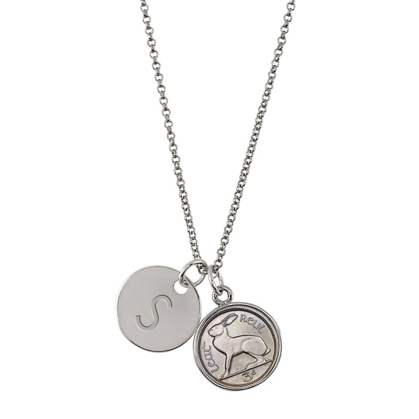 Shop American Coin Treasures Irish Threepence Rabbit Coin