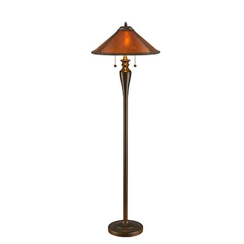 Americana Mica Floor Lamp