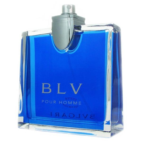 Bvlgari BLV Men's 3.4-ounce Cologne Spray (Tester)