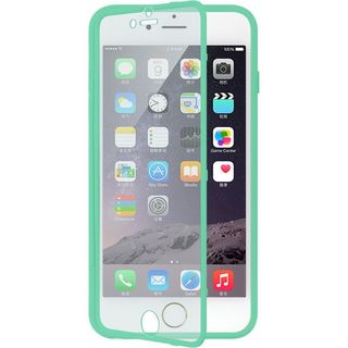 Insten Hard Snap-on Rubberized Matte Case Cover with Screen Protector For Apple iPhone 6 Plus/ 6s Plus