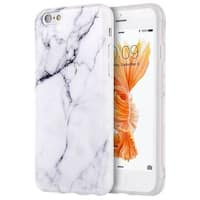 Insten TPU Rubber Candy Skin Case Cover For Apple iPhone 6 Plus/ 6s Plus