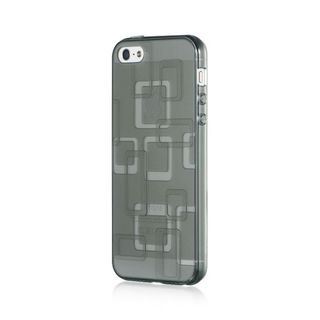Insten Smoke TPU Rubber Candy Skin Case Cover For Apple iPhone 5/ 5S
