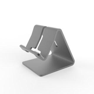 Insten Universal Aluminum Alloy Metal Desktop Mount Dock Cradle Stand Station Bracket Holder for Smartphone