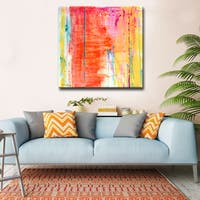 'Translucent Color' Ready2HangArt Canvas by Dana McMillan