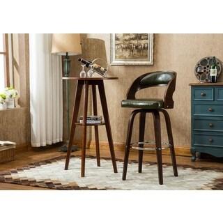 Porthos Home Upholstered Bentwood Gardner Barstool