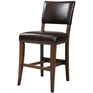 Hillsdale Furniture Cameron Parson Chestnut Brown Non-swivel Stools (Set of 2)