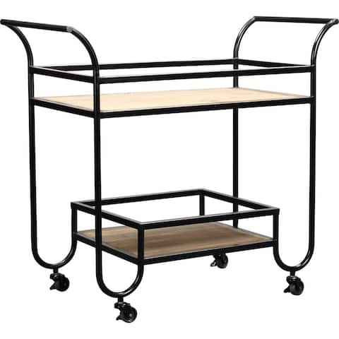 Burnham Home Designs Veronica Bar Cart