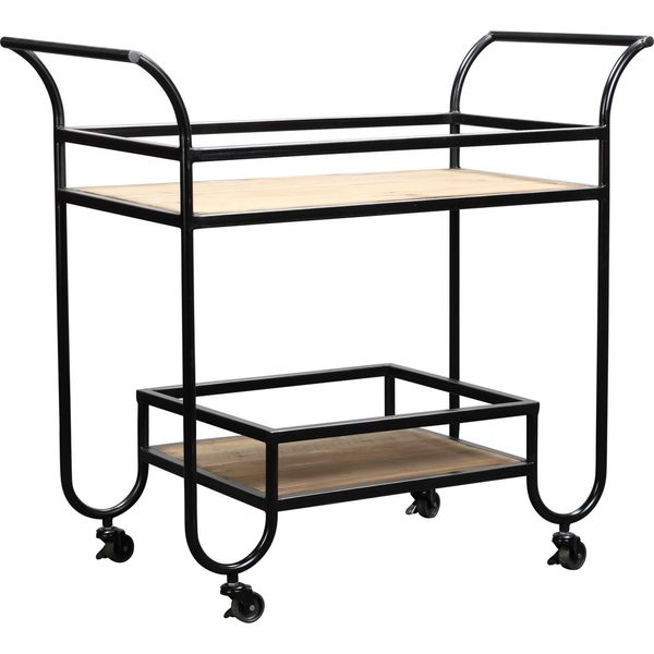 Burnham Home Designs Veronica Bar Cart